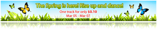 MP3va Spring Offer